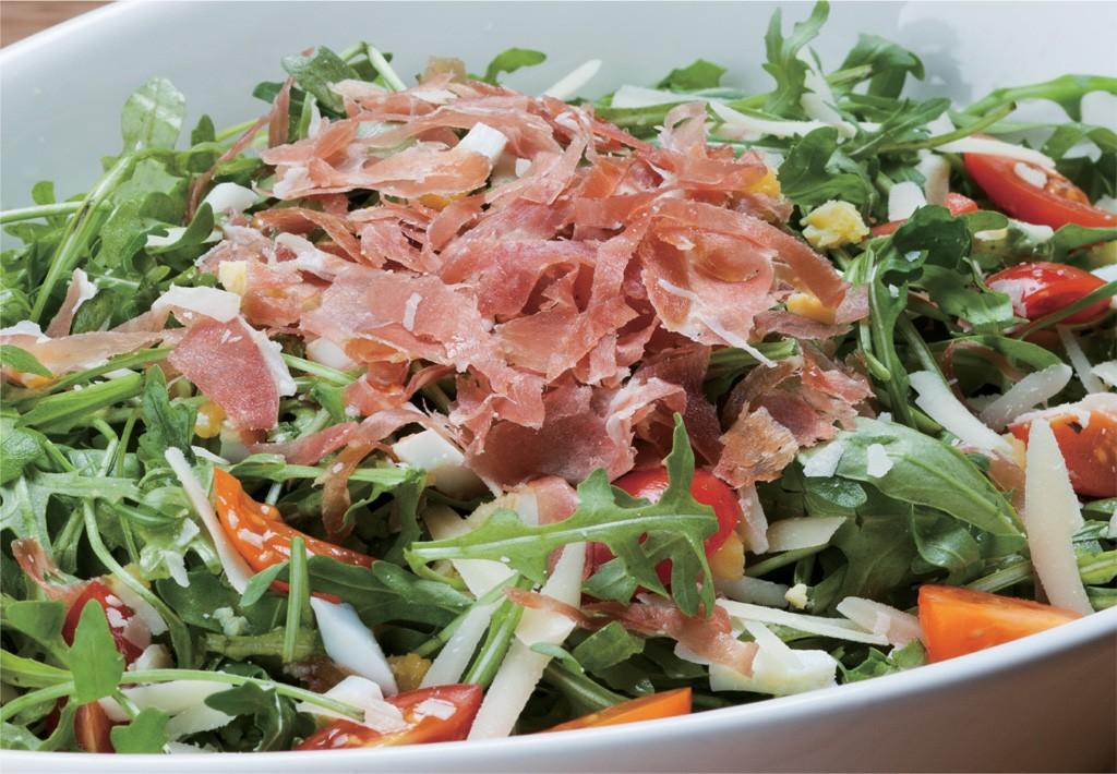Salads 沙律